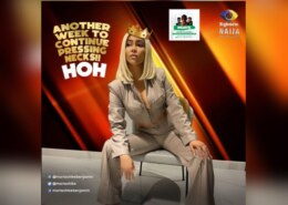 Who Will Get Evicted Again In BBN After Princess And Arin